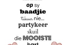 My Afrikaans