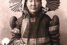 Mongolia vintage