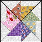 3 to 11 patch pattern