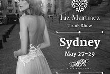 Liz martinez Sydney!   @helenrodriguesbridal