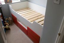 C h i l d r e n s / Kids bedroom furniture. Beds, bunk beds, captain beds, climb up beds