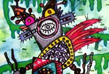 Nuestros artistas de la semana!! / Este es un espacio de promoción de artistas, diseñadores y artesanos mexicanos.