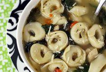 Clean living soups