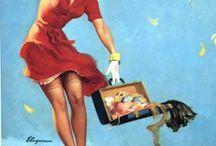 pin up girls / by Carmen Burciaga
