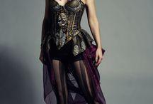 Steampunk Fashion / by Rachel Braithwaite