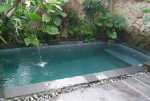 Kleine zwembaden
