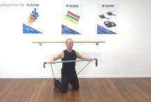 Gymstick / Gymstick Übungen - Ganzkörper programm