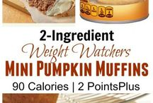 Weight watchers snacks/treats