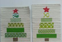 CHRISTMAS MUGRUGS / Christmas themed Rugmugs