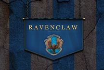 Me: Ravenclaw Forever / i have been in ravenclaw since book one. it has always been the house for me. i cannot tell you how happy i was when pottermore proved me correct!