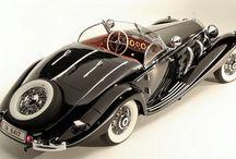 Beautiful classic car's