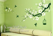 Vinilos decorativos - Wall decals