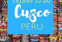 Mexico & Peru