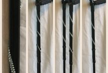 Bling sparkly Crutches and walking sticks / Bling sparkly sparkling crutches and walking sticks, with rhinestone diamonte, Swarovski crystals and preciosa and Czech crystals