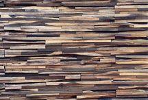 Reclaimed Wood Wall Panels