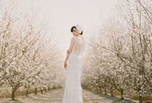 Wedding dresses we love / Ideas and inspiration to help find the perfect wedding dress.