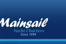 Mainsail Yacht Charters / Mainsail can help you find the perfect yacht charter vacation with the right boat and crew for your ultimate cruising experience.