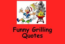 Fun Grilling Quotes / What makes grilling so much fun? Check out these quotes to see why grilling appeals to so many people.