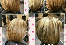 Stylist Jenn Lynn / The latest in Hairstyles, Haircuts, Haircolor, Ombre, Balayage, Salon Styles, Updo's, Wedding Hair, Current Styles, Cosmetology.