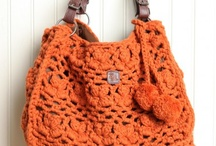 Crochet Bags, Clutches & Purses