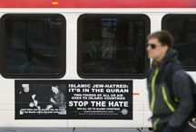 Anti-Muslim Public Transit Ads / by NewseumED