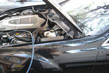 Entretien climatisation voiture de prestige / Première enseigne de climatisation de véhicules à domicile et sur site. http://www.mr-clim.fr/