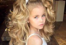 hair girl