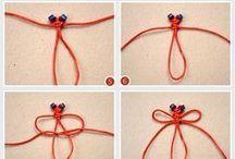Creare braccialetti