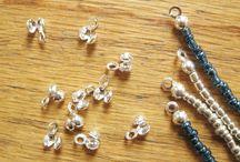 Armbånd perler