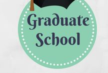 Graduate School / Everything you need to know about graduate school from applications to job searching!