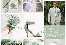 Colori per cartoleria e accessori nozze
