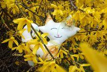 Tavasz!! Spring!! / Tavasz, tavasz, tavasz! virágok, színek, madárcsicsergés, földszag!
