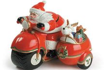 Holiday Cookie Jars / by Jeanette Demanett