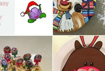 Christmas Recipes / Easy recipes to cook with children.