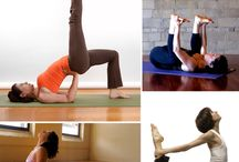 Fitness. Yoga. Exercise.  / Fitness tips / by Christine Gallagher