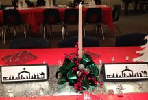 Christmas banquet / by Karen Grigsby