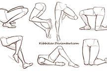 Draw nogi