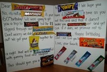 Candy Bar cards / by Tracy Kersey