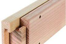 prowadnice - drewno