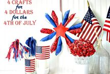 Holiday Ideas- 4th of July