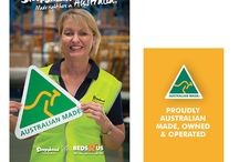 Australian Made / Beds R Us is locally owned and individually operated by Australian business owners - we are proud to support Australian Made!