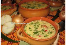 ciorbe, supe