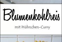 0+1Lc Blumenkohlreis