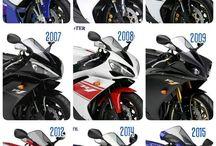motocicletas Yamaha