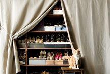 my tiny room /closet ideas