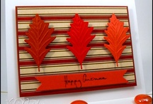 Autumn Cards / by Pamela KIjowski