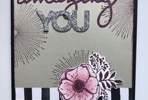 Amazing you Stampin Up