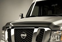 Nissan NV Cargo Accessories