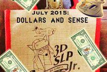 July 2015 3D SLP Jr.: Dollars and Sense