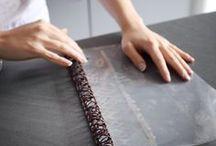 巧克力造型